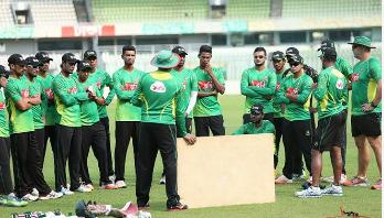 BCB names preliminary squad for Australia, S. Africa series