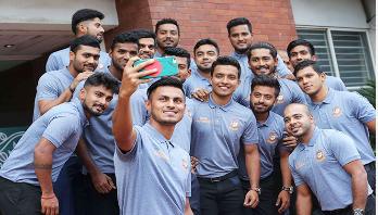 High Performance team leaves for Australia