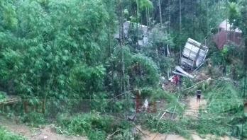 Landslide death toll rises to 133