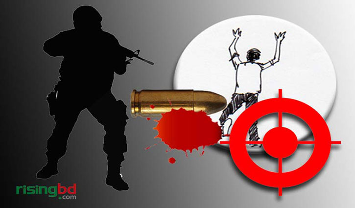 Man killed in Trishal 'gunfight'