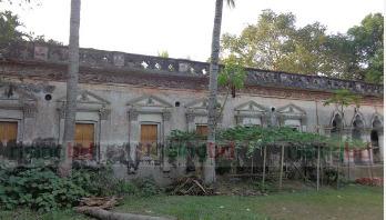 রাধানন্দ জমিদার বাড়ি