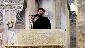 IS leader Baghdadi 'definitely dead', claims Iran