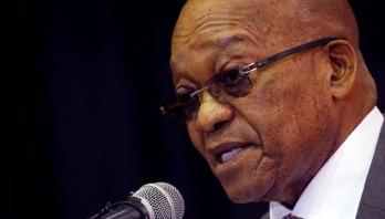 SA court allows no-confidence vote against Zuma