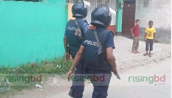 Huge explosive likely remains in Kushtia militant den