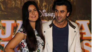 Katrina opens up about her relationship with Ranbir