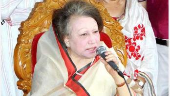 Govt conspiring to keep BNP out of polls: Khaleda