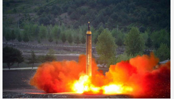 North Korea vows missile tests 'any time, any place'