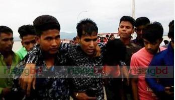 Boat capsizes, 3 go missing in Naf River