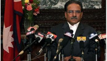Prachanda steps down as Nepal Prime Minister