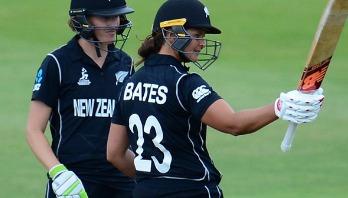 New Zealand women beat Sri Lanka women