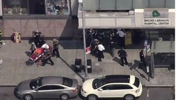 Physician killed in New York hospital attack, 6 injured