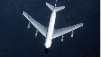 Russian jet came within 5 feet of US plane