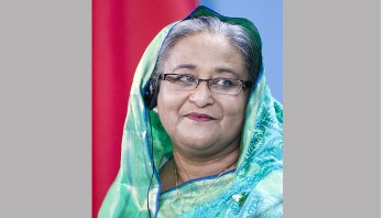 Sheikh Hasina featured among world leaders in US book