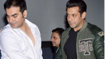Arbaaz upset with Salman!