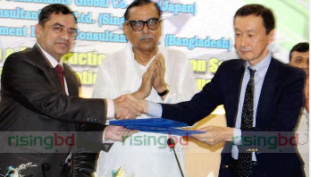 Deal signed for Dhaka airport 3rd terminal construction