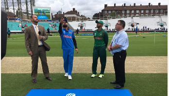 Tigers need 325 for win against India in warm-up match