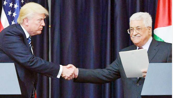 Trump 'to do everything' for Middle East peace