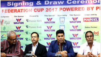 Walton becomes title sponsor of Federation Cup-2017