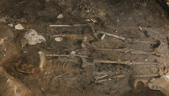 Korea finds ancient human sacrifices