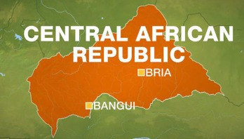 50 killed in deadly clashes in Central Africa