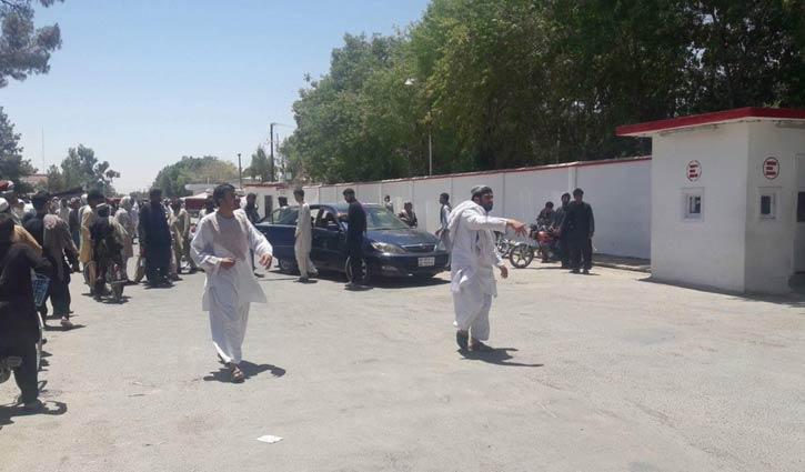 Car bomb kills 26 in Afghanistan