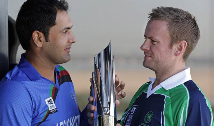 Afghanistan-Ireland get test status
