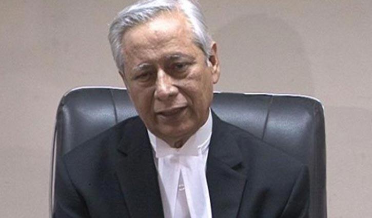 'No legal bar to demolish Moudud's house'