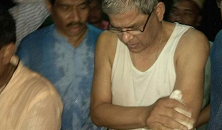Attack on Fakhrul: Counter case filed