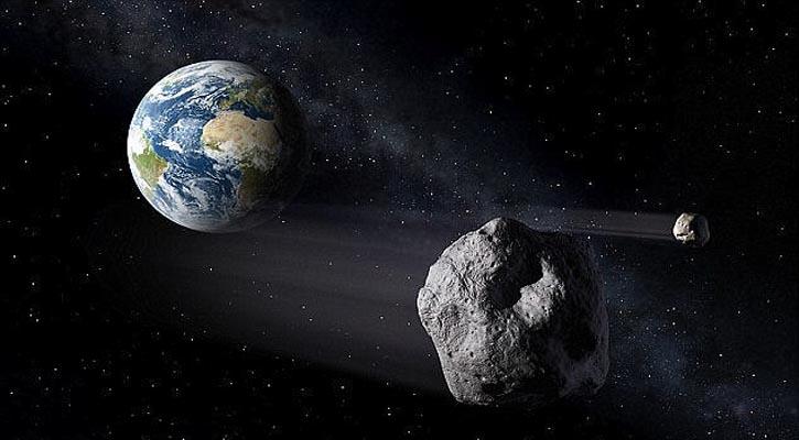 5 known asteroids - photo #9