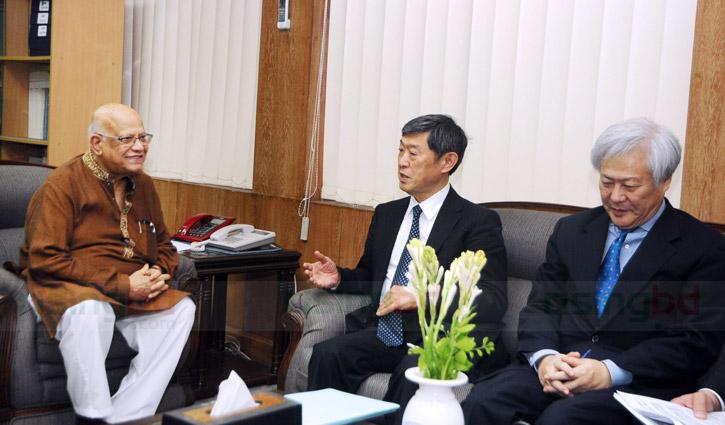 JICA president satisfied with security measures