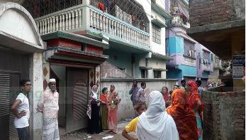 টঙ্গীতে যুক্তরাষ্ট্র প্রবাসী নারীকে কুপিয়ে হত্যা