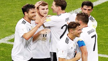 Germany beats Mexico to reach Confederations Cup final