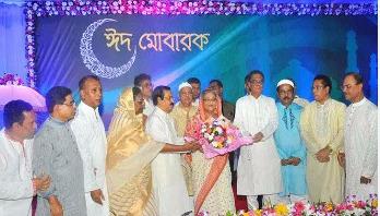 PM to exchange Eid greetings at Ganabhaban