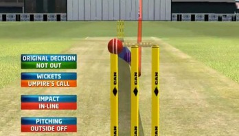 Teams to retain review for 'umpire's call' verdict