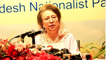 Khaleda vows to balance PM's executive power