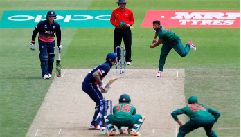England beat Bangladesh by 8 wickets