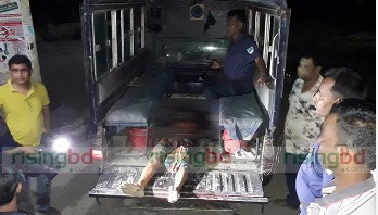 One killed in Meherpur 'gunfight'