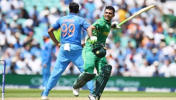 Pakistan set 339 for India