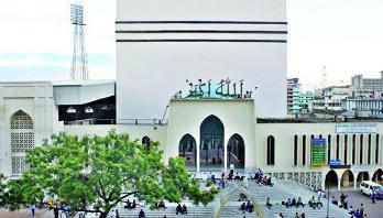 5 Eid jamaats to be held at Baitul Mukarram