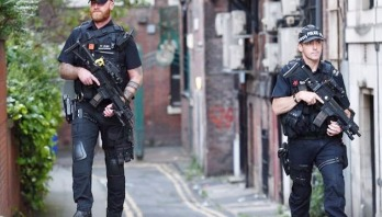 Fear of another attack, Highest alert in UK