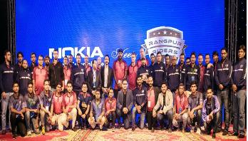 Nokia meets Rangpur Riders