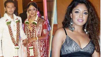 Tanushree Dutta skips sister Ishita Dutta's wedding
