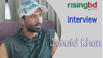 Junaid Khan sees traits of captain in Mahmudullah