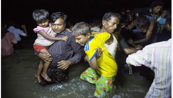 UN calls for global conference to stand by Rohingya