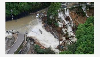 Typhoon leaves four dead in Japan