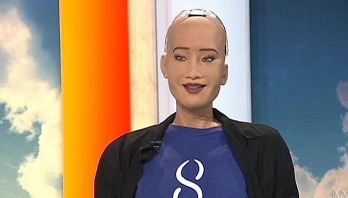 Saudi becomes first country to grant citizenship to a robot