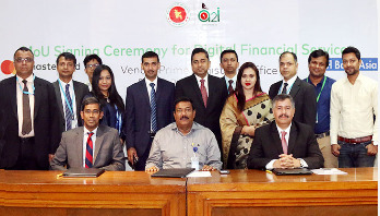 Tripartite MoU inked to strengthen digital payment services