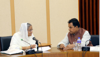 Sheikh Hasina Cantonment to be built in Barisal