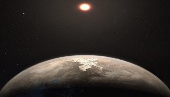 Second earth found just 11 light years away