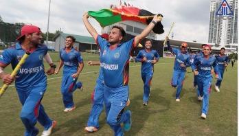 Afghanistan thrash Pakistan at U-19 Asia cup